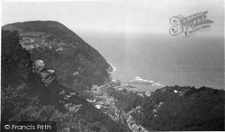 Lynton, And Lynmouth 1933