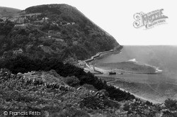 Lynton, And Lynmouth Harbour c.1965
