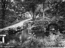 Lynton, At Lee Bay 1920