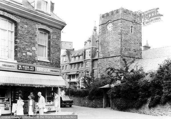Lynton, Church Corner c1965