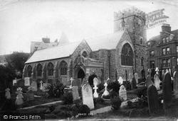 Lynton, Church Of St Mary The Virgin 1894