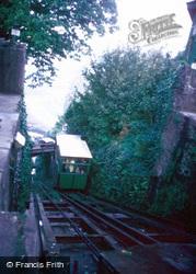 Cliff Railway 1988, Lynton