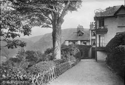 Lynton, Cottage Hotel 1911