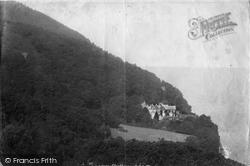 Lynton, Glenthorne 1900