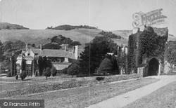 Lynton, Lee Abbey c.1900