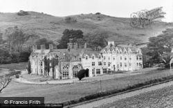 Lynton, Lee Abbey c.1950