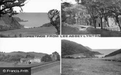 Lee Abbey Composite c.1965, Lynton
