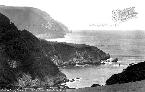 Lynton, Lee Bay 1920