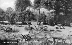 Litlington Tea Gardens c.1939, Lynton