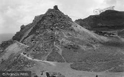Lynton, Ragged Jack, Valley Of The Rocks 1938