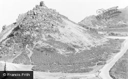 Lynton, Valley Of Rocks c.1938