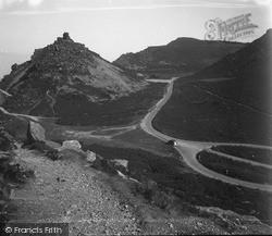 Lynton, Valley Of The Rocks c.1939