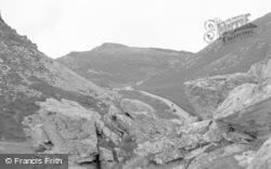 Lynton, Valley Of The Rocks c.1950