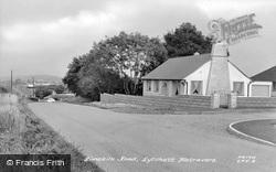 Limekiln Road c.1960, Lytchett Matravers