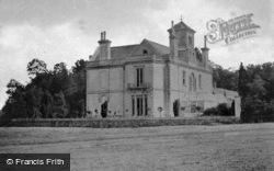 Manor House c.1900, Lytchett Matravers