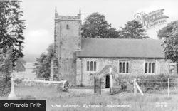 The Church c.1960, Lytchett Matravers