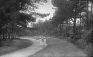 Lytham, Lowther Gardens 1921