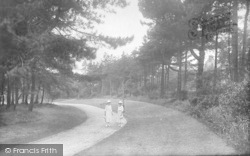 Lytham, Lowther Gardens 1921