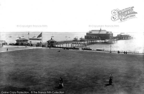 Photo of Lytham, Pier 1913