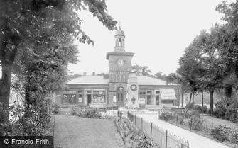 Lytham, the War Memorial 1921