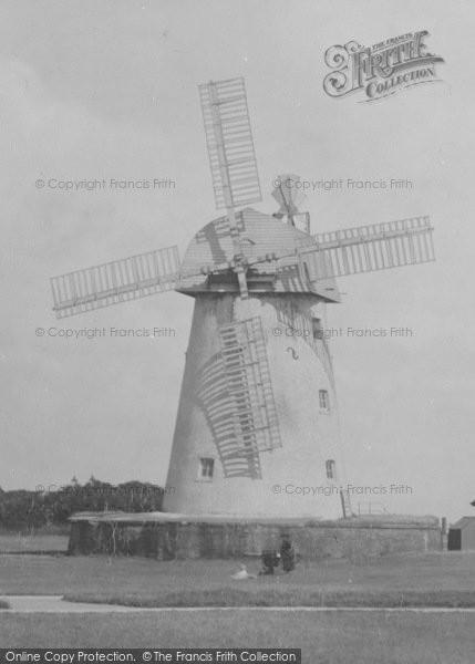 ,Lytham, The Windmill 1924,