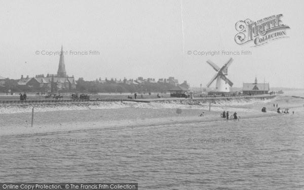 Lytham St Annes,Lytham, Windmill 1895,Lancashire