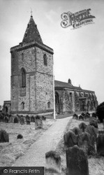 Lythe, The Church c.1955