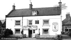 Lythe, The Red Lion c.1955