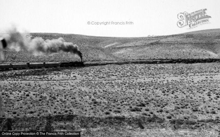 Photo of Ma'an, Hejaz Railway 1965