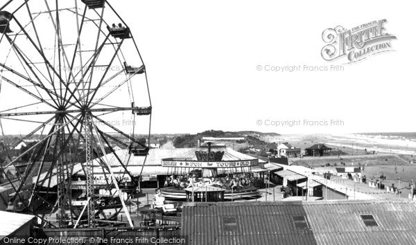 Mablethorpe Photos Maps Books Memories Francis Frith
