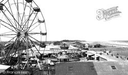 Mablethorpe, Butlins Amusement Park c.1950