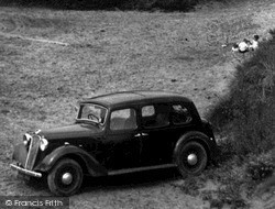 Car c.1950, Mablethorpe