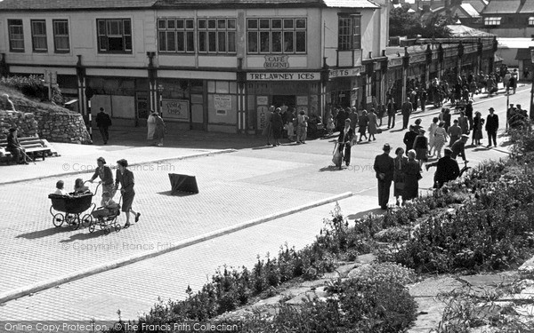 Photo of Mablethorpe, High Street c.1950