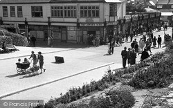 Mablethorpe, High Street c.1950