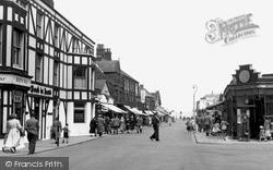 High Street c.1955, Mablethorpe