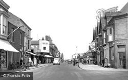 Mablethorpe, High Street c.1955