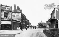 Mablethorpe, Main Street 1890