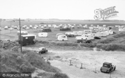 Mablethorpe, North End, Holiday Camp c.1955