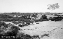 Mablethorpe, Sand Hills, North End c.1955
