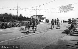 Mablethorpe, Sea Approach c.1950