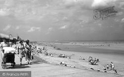 Mablethorpe, South Promenade c.1950