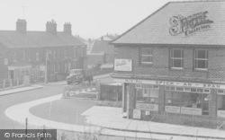 Mablethorpe, Spic-An-Span, Golf Road Corner c.1955