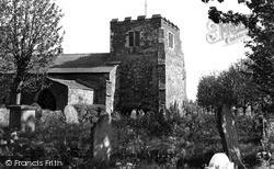 Mablethorpe, St Mary's Church c.1955