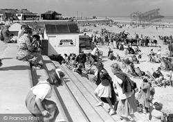 The Beach c.1950, Mablethorpe