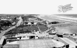 Mablethorpe, The Beach c.1950