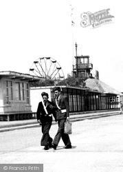The Promenade c.1955, Mablethorpe