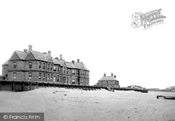 Mablethorpe, The Sands 1890