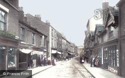 Chestergate 1898, Macclesfield