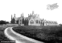 Macclesfield, Grammar School 1897