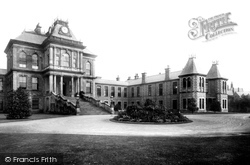 Macclesfield, Infirmary 1897